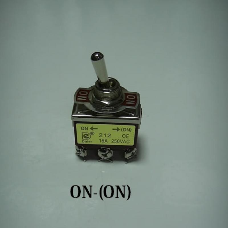 Kn3c-212 Tek Taraf Yaylı Anahtar