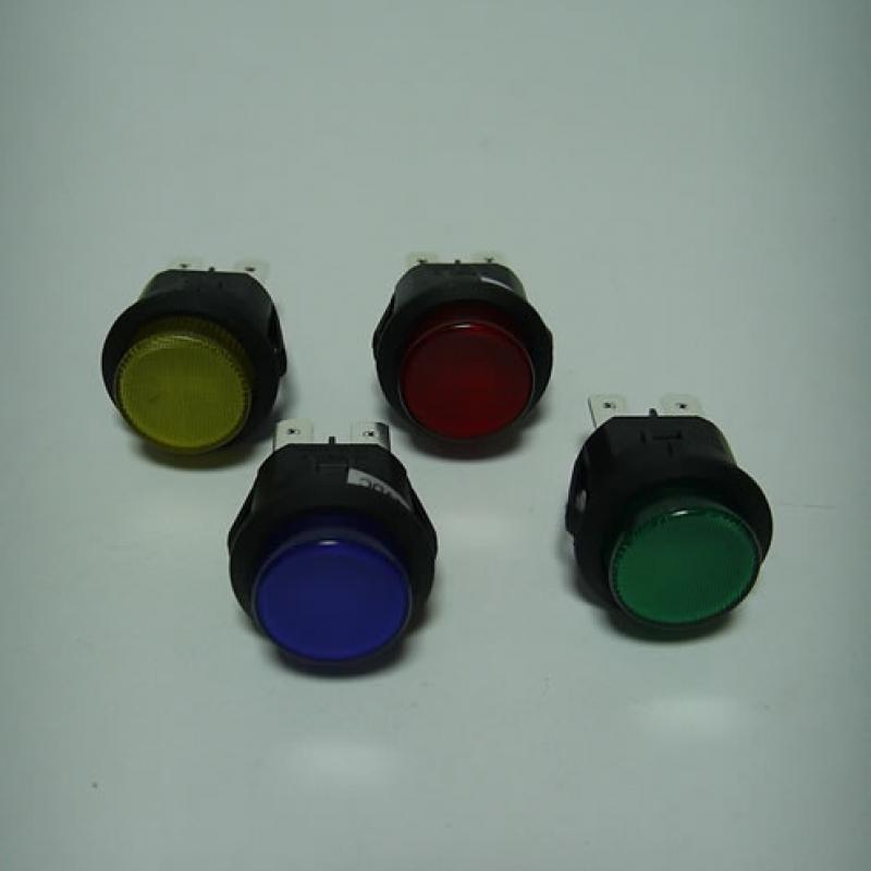 Lc 2107 Işıklı Buton Anahtar
