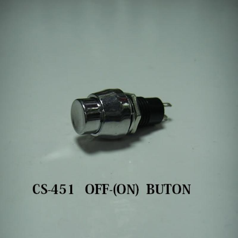 CS-451 0FF-(ON) BUTON