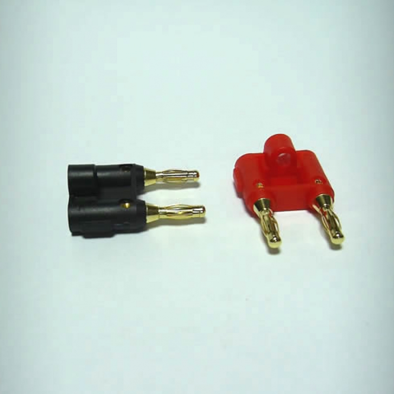 Jr 0538c Banana Jack,adaptor