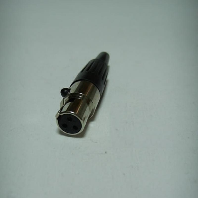 Jr 2729/3p Mini Mıc Kablo Konnektor