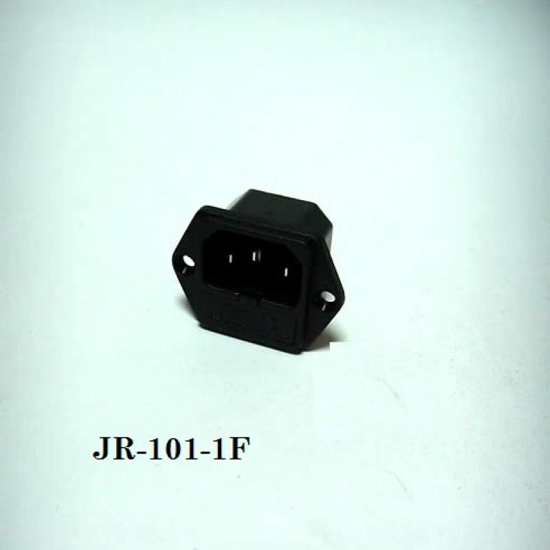 JR-101-1F PANEL ERKEK +SİGORTA VİDALI KONNEKTOR