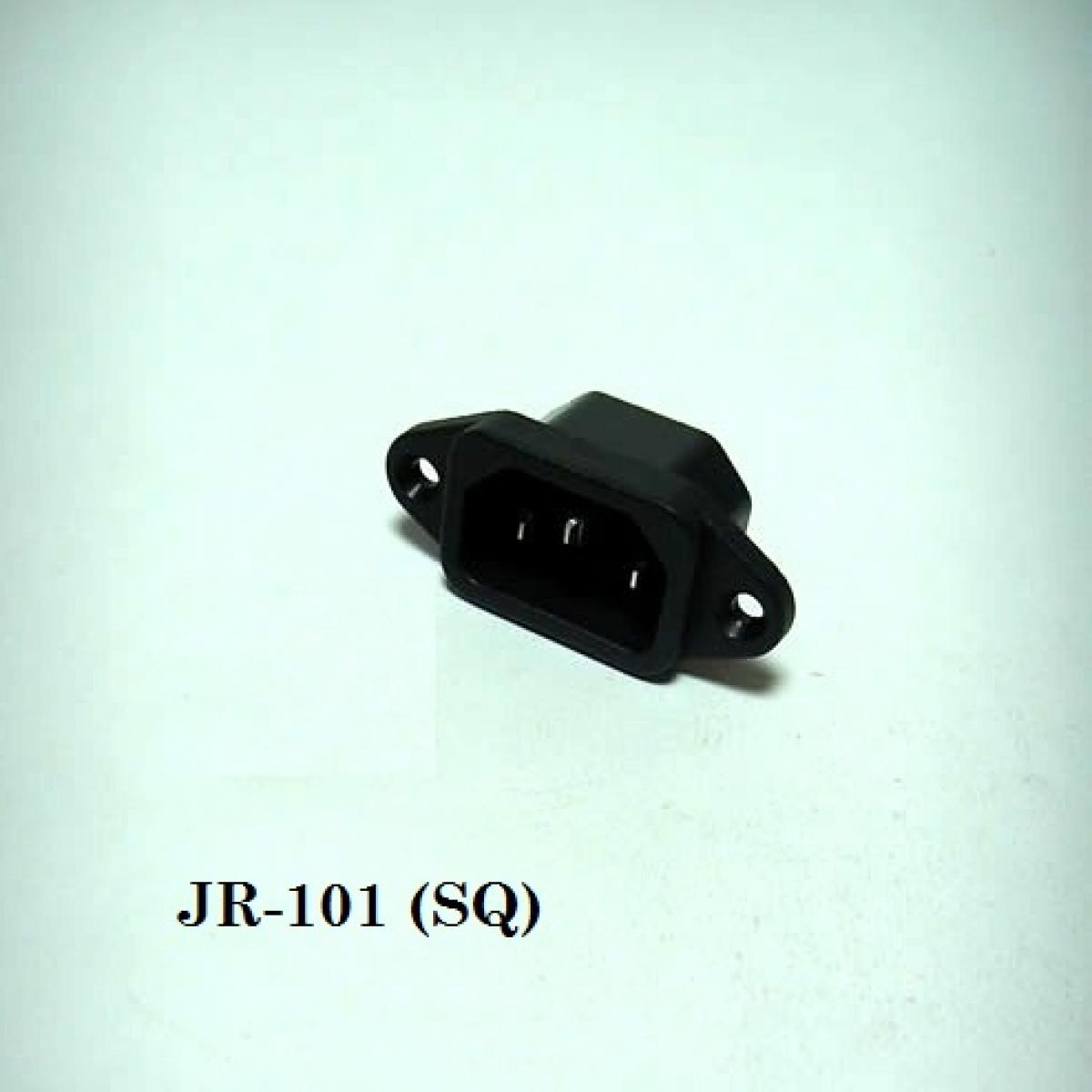 JR-101 (SQ) PANEL ERKEK VİDALI KONNEKTOR