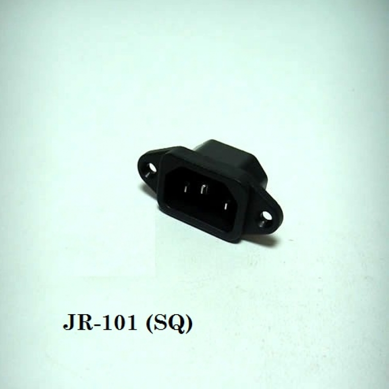 Jr-101 (sq) Panel Erkek Vidalı Konnektor