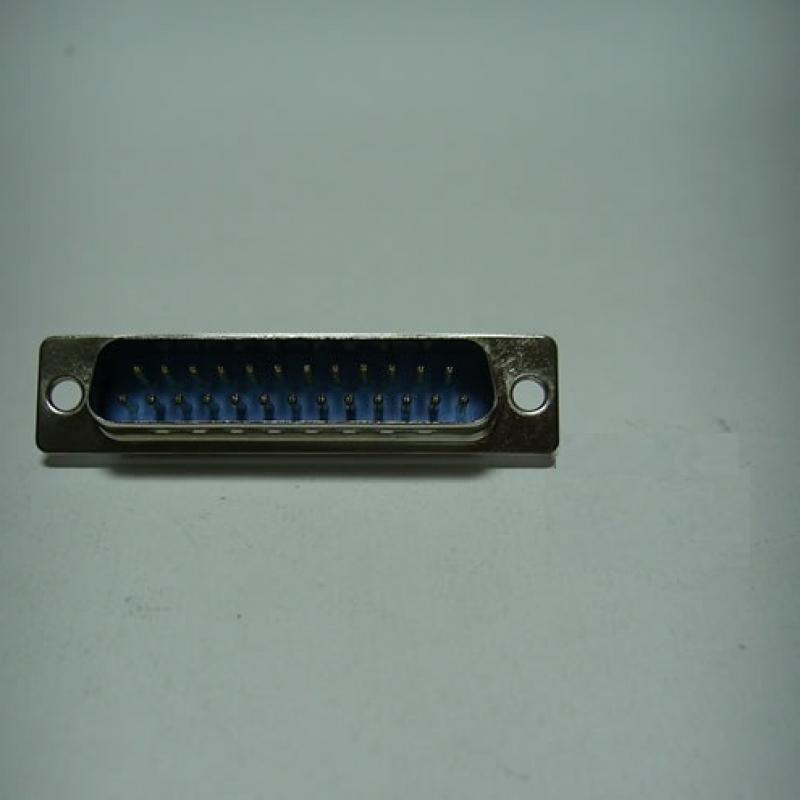 25 Pin Erkek D-sub Konnektor