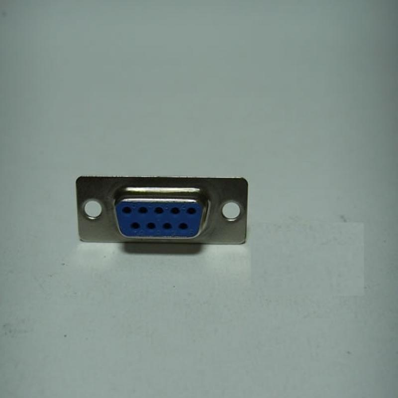 9 Pin --dişi-- D-sub Konnektor