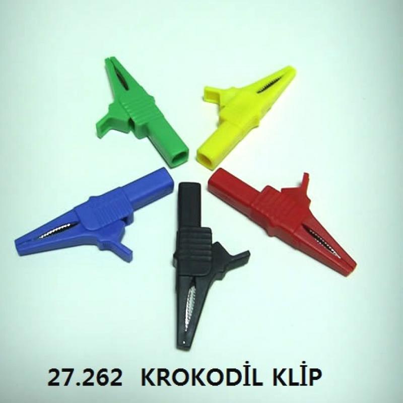 27.262 Krokodil Klip